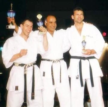 Senior Kata 1st Place Germany