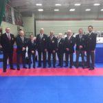 British 2018 Refereeing Team in Leicester